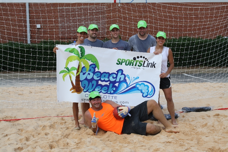 Sand Soccer Tournament 7/12