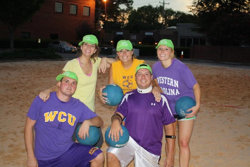 Sand Dodgeball Tourney 7/12