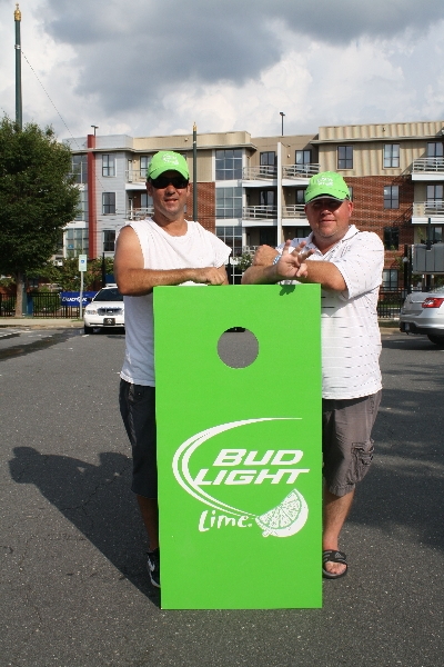 Bud Light Lime Cornhole Tourney 7/12